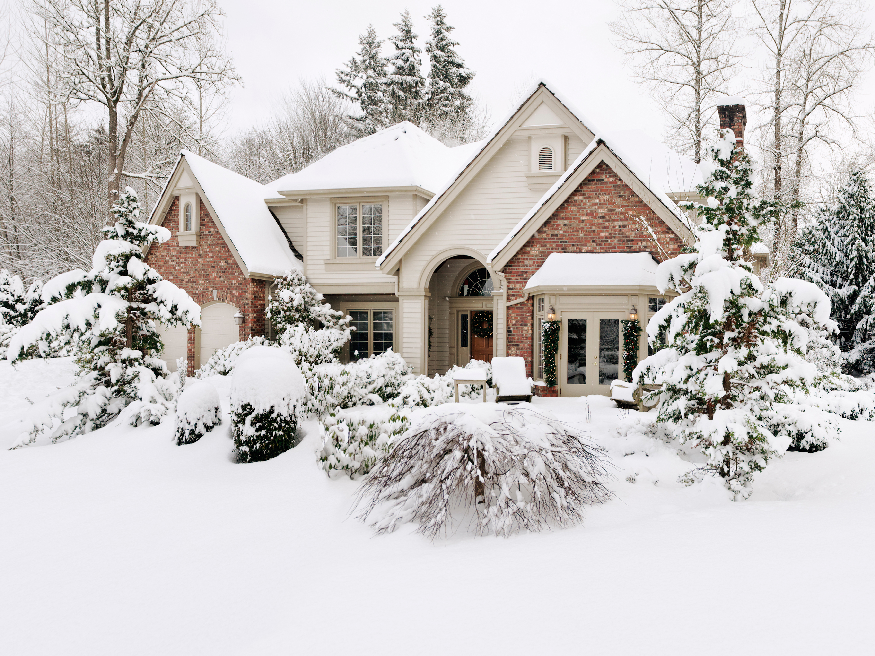 tips on home maintenance during winters in new england